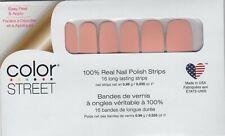 CS Nail Strips Havana Honey 100% Nail Polish - USA Made!