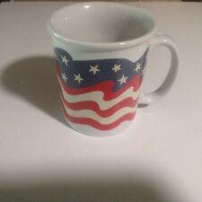 Stars And Stripes Large Coffee Mug