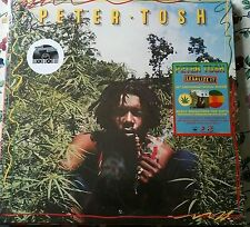 Peter Tosh Legalize It  RSD 2017 Store Day Vinyl Record LP Sealed