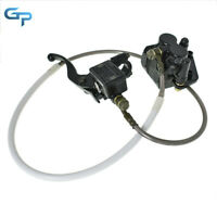 Front Brake Assembly Caliper Master Cylinder For Honda 70cc-125cc Dirt Pit Bike