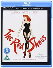 The Red Shoes (Restoration Edition) (Blu-Ray) [DVD][Region 2]