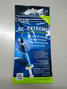 Gelid Solutions GC-Extreme Thermal Compound 10 g TC-GC-03-02 New Ships Free
