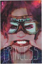 "Walking Dead #184   Bill Sienkiewicz Variant ""Princess"" Cover   VF/NM"