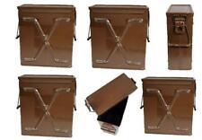 4er Set Scatola Munizioni Alta Transportbox Attrezzi Lagerbox Cassa 12,48 €/ St