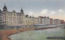 Ostende AK alt Les grands Hotels Enfants Belgien Belgie Belgique 1701451