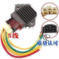 Regulator Rectifier + Plug for Honda CBR250 900 1100XX CB400 500 600 VT250 SPADA