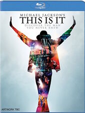 Michael Jackson This Is It Blu-Ray FREE SHIPPING