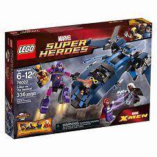 LEGO 76022 Marvel Super X-Men vs. Sentinel