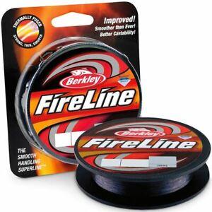 Berkley Fireline Braid Smoke 274m