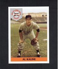 #1 AL KALINE, Detroit Tigers | 1992 Front Row All-Time Great Series