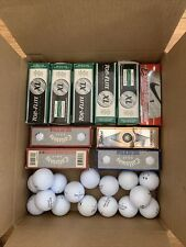 Golf Balls Top Flite Titleist Calloway Nike