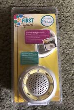 Tomy The First Years Portable Peace Travel Sound Machine New!