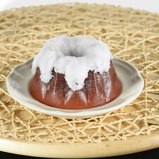 Handmade Mini Bundt Cake Candle - Spice Scented  Support The Cure!