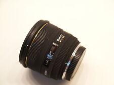 Sigma 50mm f/1.4 DG EX HSM lens Olympus four thirds ORIGINAL 4/3 mount