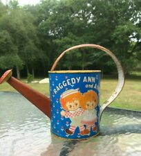 Vintage Child's Watering Can 1973 Chein