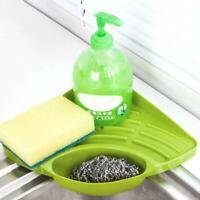 Sink Caddy Saddle Kitchen Organizer Storage Sponge Drain Rack Holder H8Y1