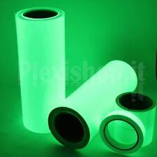 Nastro adesivo fosforescente verde, 50mm