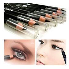 2pcs Cosmetic Smooth Eyeliner Pencil Long-lasting Waterproof Black