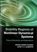 Stability Regions of Nonlinear Dynamical Systems Theory, Estima... 9781107035409