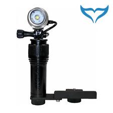 Intova Action Video Light AVL Videolicht Kamera Camera Halterung Li-ion Batterie