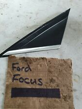 Ford Focus Mk3 2011/2018 LH PASSENGER SIDE FRONT WING TRIM COVER