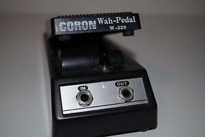 Coron Wah Pedal W220