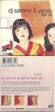 CD 2 TITRES - DJ SAMMY & YANOU : HEAVEN ( Song from BRYAN ADAMS )