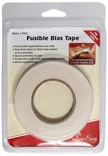 Fusibles bias tape 5mm X 20m-coudre facile-er520.5