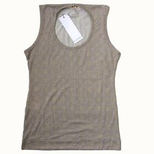 c215d1e7ba46ad Marni Ladies Vest Tank Top Size 8-10 New With Tags