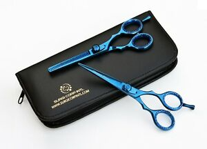 """5.5"""" Professional Barber Hairdressing Salon Thinning & Haircutting Scissor"""