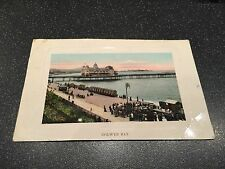 POSTCARD COLWYN BAY DENBIGHSHIRE WALES posted 1908 to Manchester