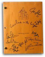 Caroline in The City Cast Signed Autographed Script Episode #325 PSA W04251