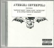 CD (NEU!) . AVENGED SEVENFOLD - same (Almost Easy Dear God Afterlife mkmbh