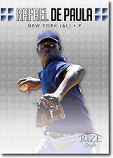 2013 Rize Draft Baseball 18 Rafael De Paula