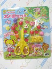 Koeda Chan Treena & Her Forest Friends Kino no Fruits Set TAKARA Japan