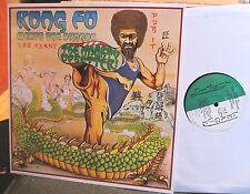 LEE PERRY KUNG FU MEETS THE DRAGON LP mighty upsetter upsetters reggae dub vinyl