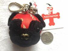 Fuzzy-Nation Keychains Head Plush # #####GS 228....