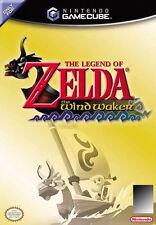 The Legend of Zelda: The Wind Waker HD (Nintendo GameCube, 2003)