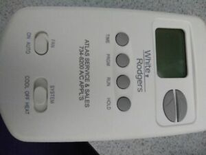 1F78-151 White-Rodgers Single Stage Programmable Thermostat