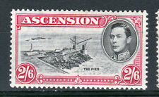 Ascension 1938/53.2/6d P131/2, SG45. Very fresh MM