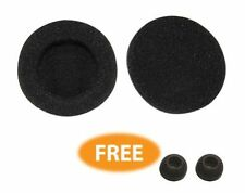 4 x 50mm HeadPhone Headset EarPhone Replacement Soft Foam Sponge EarPads Covers