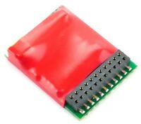 Gaugemaster DCC91 Ruby 2fn Standard DCC Decoder 21 Pin 0.5A Suit Hornby/Bachmann