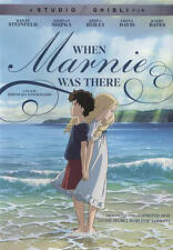 When Marnie Was There (DVD 2015 WS) Embossed Slipcover Included