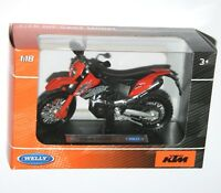 Welly - KTM 690 ENDURO - Motorbike Model Scale 1:18