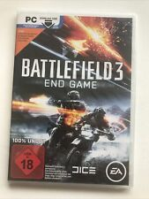 Battlefield 3: End Game DLC (PC, Download Code in the Box) Neu