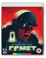 NIGHT OF THE COMET Notte della Cometa DVD+BluRay (DualDisc) Inglese NEW .cp