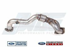 08-10 6.4L Powerstroke Diesel Right Turbo Exhaust Pipe Genuine OEM Ford
