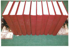 ENCYCLOPEDIE LAROUSSE EN COULEURS EDITION FRANCE LOISIRS LOT DE 20 VOLUMES