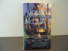 MONICA McCARTY HISTORICAL ROMANCE - THE STRIKER - BK 11  HIGHLAND GUARD SERIES