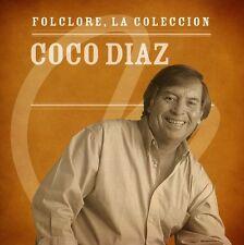 Coco Diaz - Coleccion Microfon Folclore [New CD]